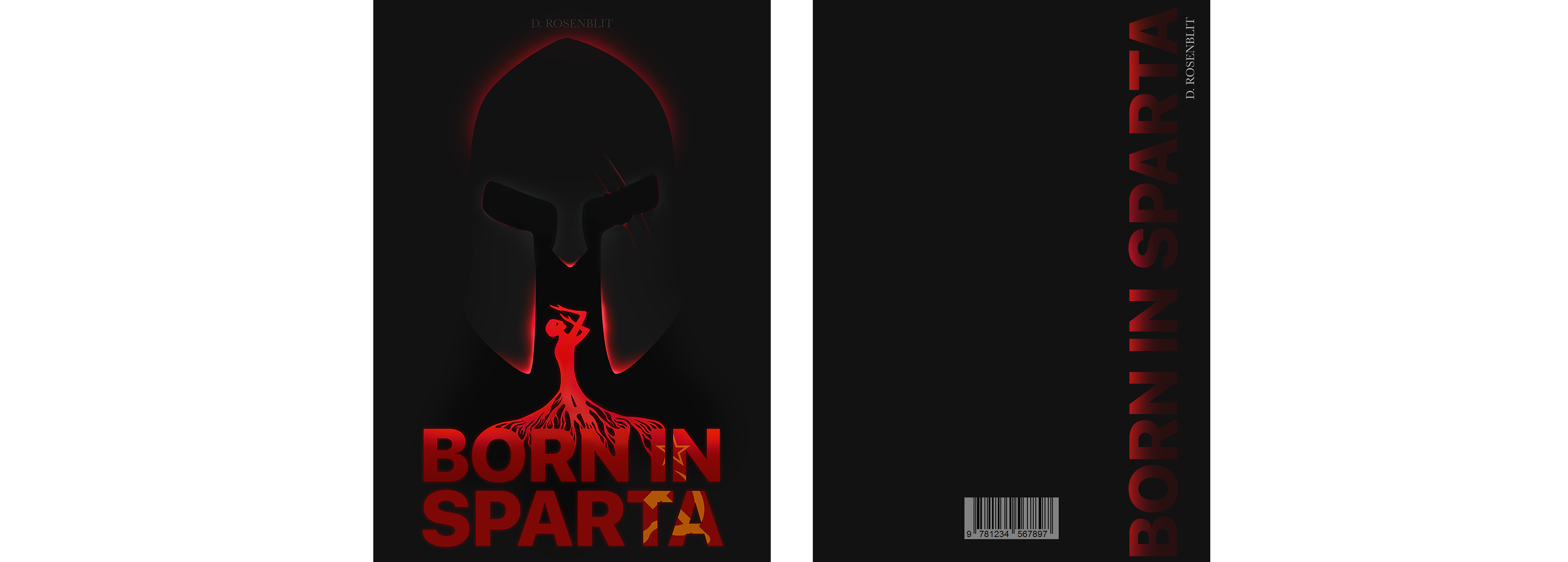 Born in Sparta cover preview2